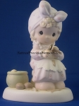 Always Take Time To Pray - Precious Moment Figurine