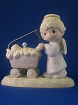 Bringing God's Blessing To You - Precious Moment Figurine