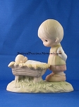 Come Let Us Adore Him - Precious Moment Figurine