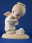 God's Ray Of Mercy - Precious Moment Figurine