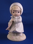 March - Precious Moment Figurine