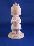 May - Precious Moment Figurine