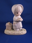 November - Precious Moment Figurine