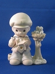Only Love Can Make A Home - Precious Moment Figurine