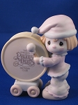 Our Club Can't Be Beat - Precious Moment Figurine