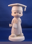 God Bless You Graduate - Precious Moment Figurine
