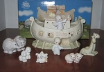 Noah's Ark Two By Two Collector's Set - Precious Moments