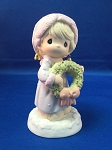 Merry Christ-miss  - Precious Moment Figurine