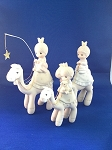 They Followed The Star (Mini Nativity) - Precious Moment Figurine