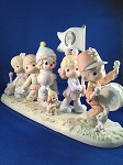 Marching Ahead To Another 25 Years Of Precious Moments - Precious Moment Figurine