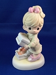If The Shoe Fits, Buy It - Precious Moment Figurine