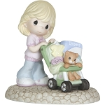 Love Is On The Way - Precious Moment Figurine