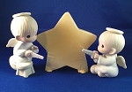 We Saw A Star (Musical) - Precious Moment Figurine