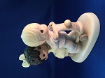 Love is Color Blind - Precious Moment Figurine
