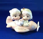 Our First Christmas Together 1998 - Precious Moment Ornament
