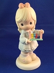 You Can Always Count On Me - Precious Moment Figurine