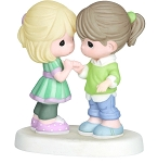 Friends Forever - Pinkie Promise! - Precious Moment Figurine