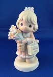 It's Time To Bless Your Own Day - Precious Moment Figurine