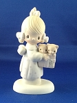 To Thee With Love - Precious Moment Figurine