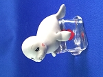 Seal-ed With A Kiss  - Precious Moment Figurine
