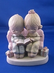 Unto Us A Child Is Born - Precious Moment Figurine