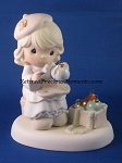 You Have Mastered The Art of Caring - Precious Moment Figurine