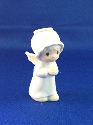 Oh Worship The Lord - Precious Moment Figurine