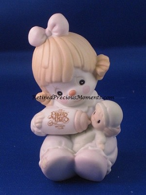 Can't Get Enough Of Our Club - Precious Moment Figurine
