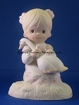 God Is Love - Precious Moment Figurine