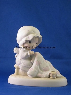Love Covers All - Precious Moment Figurine