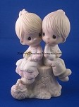 Love One Another - Precious Moment Figurine