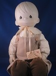 Mikey - Precious Moment Porcelain Doll