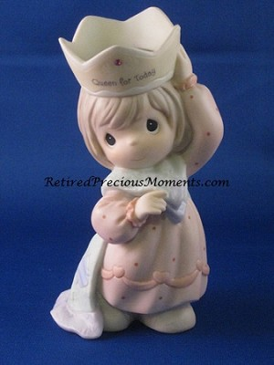 Mom, You're A Royal Gem - Precious Moment Figurine