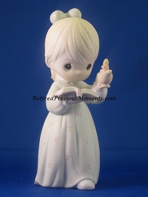 Once Upon A Holy Night - Precious Moment Figurine