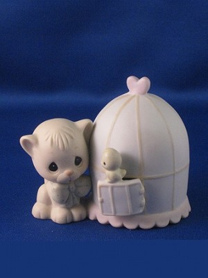 Can't Be Without You - Precious Moment Figurine