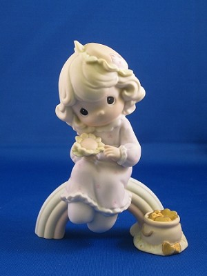 Dreams Really Do Come True - Precious Moment Figurine
