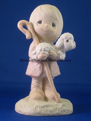 We Have Seen His Star - Precious Moment Figurine
