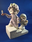 And To All A Good Night - Precious Moment Figurine