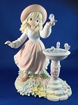 Simple Pleasures Are Life's True Treasures - Precious Moment Figurine