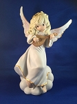Hope Is A Gentle Melody - Precious Moment Figurine