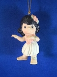 Happy Hula Days - Precious Moment Ornament