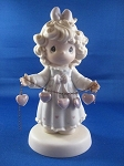 You Have Touched So Many Hearts - Precious Moment Figurine