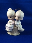 Love One Another - Precious Moment Ornament
