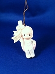 Baby's First Christmas 1992 (Boy) - Precious Moment Ornament