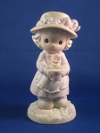 A Poppy For You - Precious Moment Figurine