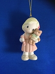 May The Spirit Of Hope Embrace This Holiday Season- Precious Moment Ornament