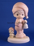 A Special Chime For Jesus - Precious Moment Figurine