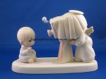 Baby's First Picture - Precious Moment Figurine