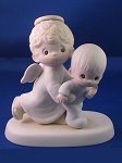 Baby's First Step - Precious Moment Figurine