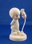 Baby's First Word - Precious Moment Figurine